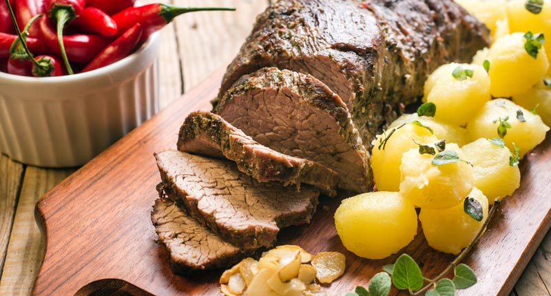 Rosewater Farm and Dairy • Sirloin Tip Roast