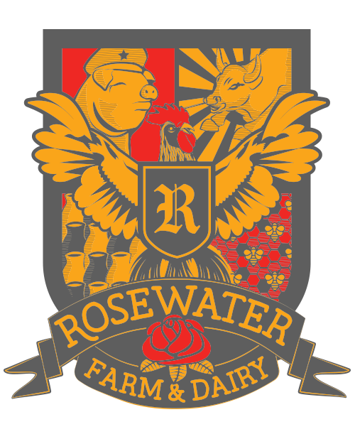 Rosewater Farm and Dairy • Pastured Chickens